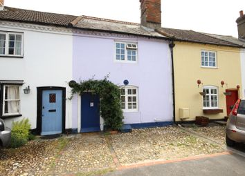 Thumbnail 3 bed terraced house for sale in Anstey Road, Alton, Hampshire