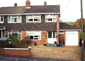 Thumbnail 3 bedroom semi-detached house for sale in Bishops Waltham, Southampton, Hampshire