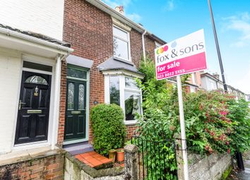 Thumbnail 2 bedroom terraced house for sale in Norman Road, Southampton