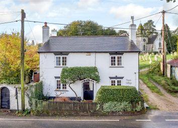 Thumbnail 3 bed detached house for sale in Horton, Wimborne, Dorset