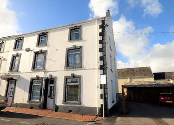 Thumbnail 3 bed terraced house for sale in Swansea Road, Llangyfelach, Swansea