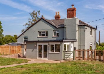 Thumbnail 3 bed semi-detached house for sale in Harewood End, Hereford