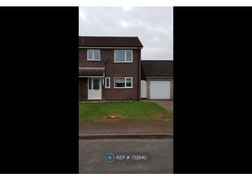 Thumbnail 3 bedroom semi-detached house to rent in Mortimer Close, Attleborough