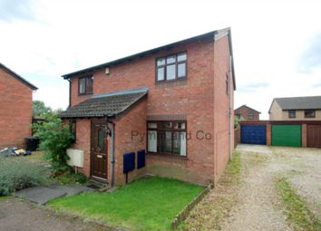Thumbnail 2 bed property to rent in St. Andrews Close, Poringland, Norwich