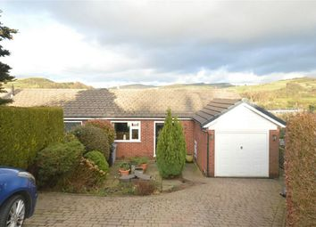 Thumbnail 3 bed semi-detached house for sale in Gleave Avenue, Bollington, Macclesfield, Cheshire