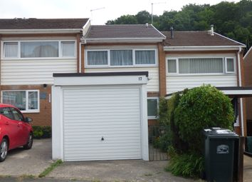 Thumbnail 2 bed terraced house to rent in The Warren, Newton Abbot