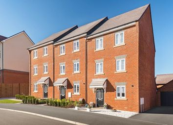 """Thumbnail 3 bedroom end terrace house for sale in """"Cannington"""" at Locksbridge Road, Picket Piece, Andover"""