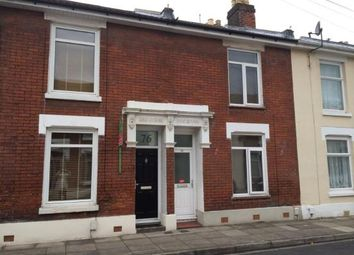 Thumbnail 2 bed terraced house to rent in Penhale Road, Portsmouth