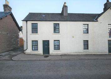Thumbnail 1 bed end terrace house to rent in Burrell Street, Crieff