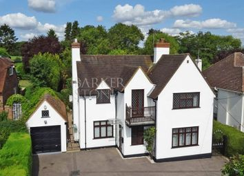 Thumbnail 4 bed detached house for sale in Hockett Lane, Cookham, Maidenhead