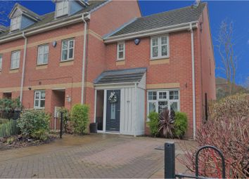 Thumbnail 3 bedroom end terrace house for sale in Wrens Nest Road, Dudley