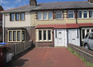 Thumbnail 2 bedroom terraced house to rent in Clifton Crescent, Blackpool