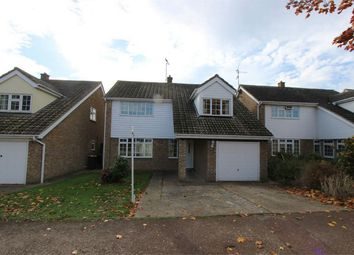 Thumbnail 4 bed detached house to rent in Neil Armstrong Way, Leigh-On-Sea, Essex