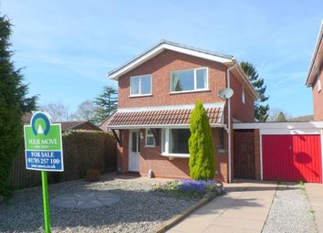 Thumbnail 4 bedroom detached house to rent in Denzil Green, Stafford