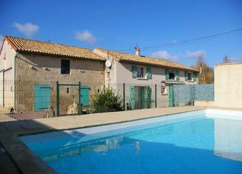 Thumbnail 4 bed property for sale in Melleran, Deux-Sèvres, France