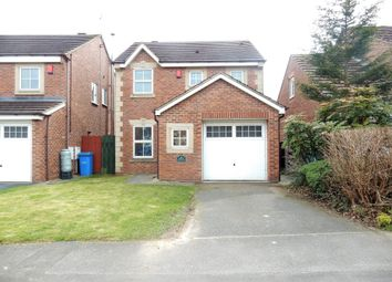 Thumbnail 3 bedroom detached house for sale in Coningsby Avenue, Gateford, Worksop