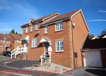 Thumbnail 2 bed semi-detached house to rent in Shearwater Drive, Torquay