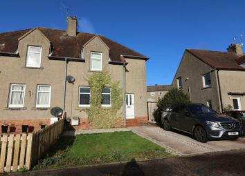 Thumbnail 3 bed semi-detached house for sale in Knocklea, Biggar