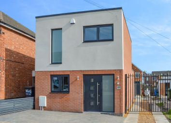 Thumbnail 2 bed detached house for sale in Greenhill Road, Knighton, Leicester