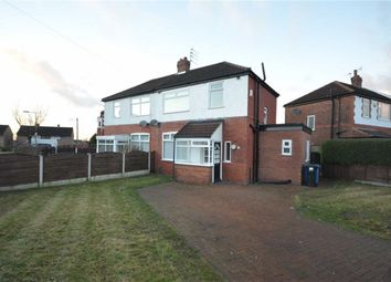 Thumbnail 3 bedroom semi-detached house for sale in Penrith Avenue, Reddish, Stockport, Greater Manchester