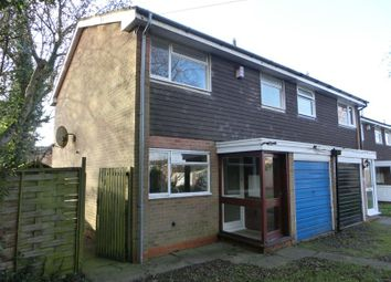 Thumbnail 3 bedroom semi-detached house for sale in Limbrick Close, Shirley, Solihull