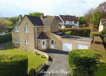 Thumbnail 3 bed detached house for sale in Barnfield Way, Batheaston, Bath