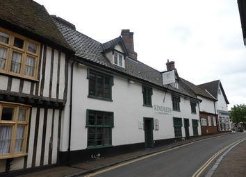 Thumbnail Restaurant/cafe for sale in Queens Head, 2 Bridewell Street, Wymondham, Norfolk