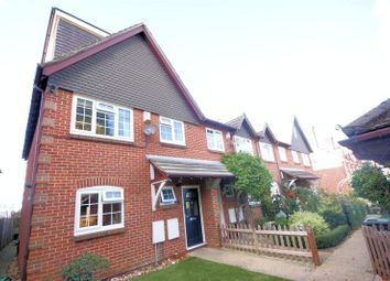 Thumbnail 4 bed end terrace house for sale in Halliday Close, Gosport