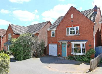 Thumbnail 4 bed detached house for sale in Harris Close, Greenlands, Redditch