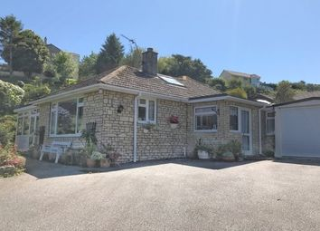 Thumbnail 3 bed bungalow to rent in Trevarth, Mevagissey, St. Austell