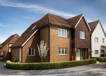 Thumbnail 3 bed detached house for sale in The Chartham, Berberis Place, Woodchurch Road, Shadoxhurst