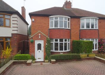 Thumbnail 2 bed semi-detached house for sale in Derby Road, Swanwick, Alfreton