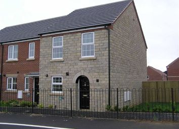Thumbnail 3 bed end terrace house for sale in St James Place, Scunthorpe, North Lincolnshire