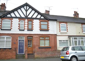 Thumbnail 2 bed terraced house for sale in Hatrell Street, Newcastle-Under-Lyme