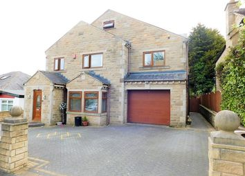 Thumbnail 7 bed detached house for sale in Coniston Grove, Heaton, Bradford