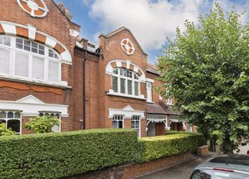 Thumbnail 4 bed flat to rent in Merton Hall Road, London