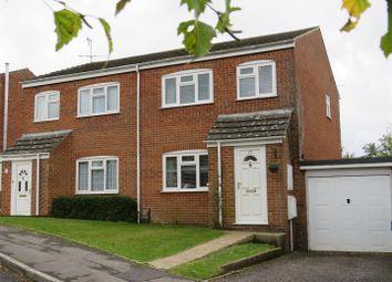 Thumbnail 3 bedroom semi-detached house for sale in Flitcroft, Amesbury, Salisbury