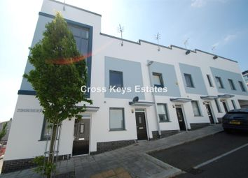 Thumbnail 2 bed terraced house to rent in Michael Foot Avenue, Plymouth