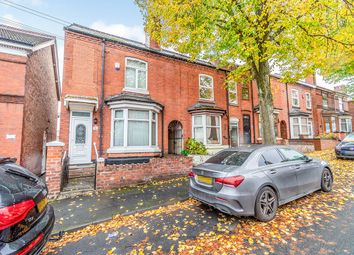 2 bed end terrace house for sale in Alexandra Road, Wednesbury, West Midlands WS10