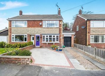 Thumbnail 3 bed semi-detached house for sale in St. Davids Drive, South Anston, Sheffield
