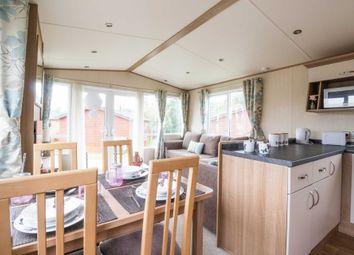 Thumbnail 2 bedroom mobile/park home for sale in Carlton, Saxmundham