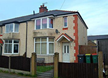 Thumbnail 3 bedroom end terrace house for sale in Melba Road, Ribbleton, Preston