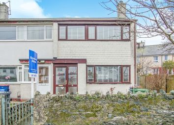 Thumbnail 3 bedroom end terrace house for sale in Walthew Lane, Holyhead, Sir Ynys Mon