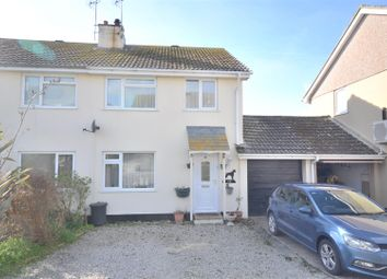 Thumbnail 3 bed semi-detached house for sale in West View, Porthleven, Helston