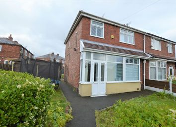 Thumbnail 3 bed semi-detached house for sale in Shakespeare Road, Droylsden, Manchester