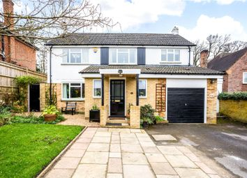 Thumbnail 4 bed detached house for sale in Rushington Avenue, Maidenhead, Berkshire