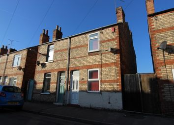 Thumbnail 2 bed semi-detached house for sale in Salisbury Street, Gainsborough