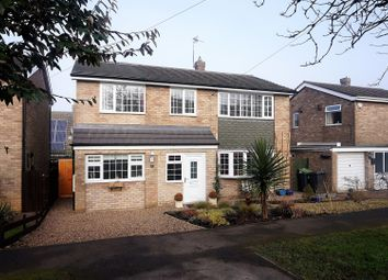 Thumbnail 4 bed detached house for sale in Raynton Close, Washingborough