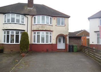 Thumbnail 4 bedroom semi-detached house for sale in Graham Road, Halesowen