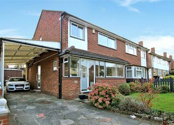 Thumbnail 3 bed semi-detached house for sale in Walsingham Road, St Pauls Cray, Kent